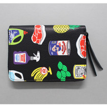 tabom goods zip around half wallet
