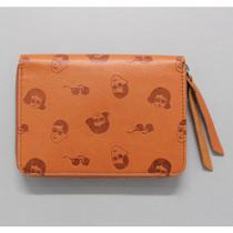 tabom classic zip around half wallet