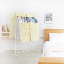 Pastel Scandic clothes suit garment storage bag