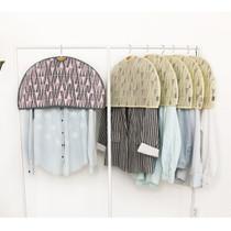 Pastel scandic half clothes suit garment storage bag