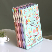 Life is a series a moment self adhesive photo album