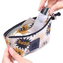 Merrygrin travel mesh small zipper pouch