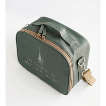 Forest - Meal box insulated cooler shoulder bag