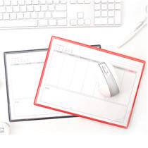 Desk memo note weekly planner
