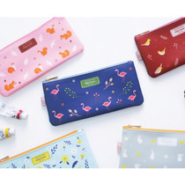 Little forest zipper pencil case