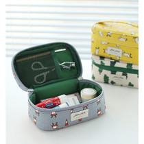 Cone - Jam Jam cute illustration make up cosmetic pouch