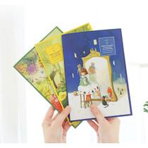 Alice kim minji classic lined notebook