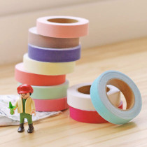 Fabric Tape solid - 10 colors