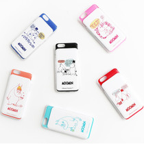 Moomin polycarbonate i-slide iPhone 6 6S case