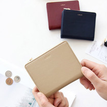 Caily slim bifold wallet