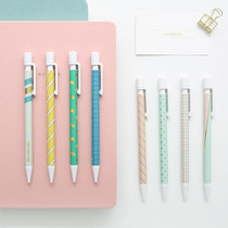 Pattern 0.5mm sharp mechanical pencil