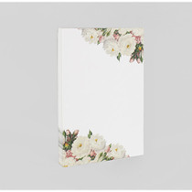 Romantic and Vintage rose letter paper pad