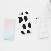 Simple PC hard case for iPhone 6 6S