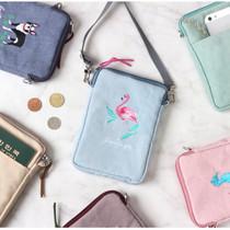Tailorbird pastel side shoulder messenger bag