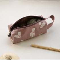 Alpaca - For your heart strap pencil case