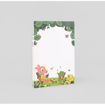 Romantic and Vintage picnic letter paper pad