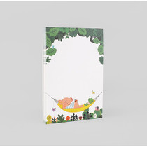 Romantic and Vintage siesta letter paper pad