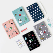Ghost pop RFID blocking passport case