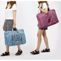 Foldable easy carrying travel bag