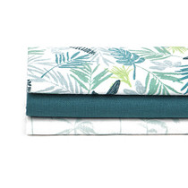 Quarter fabric pack of 3 cotton - In the tropics