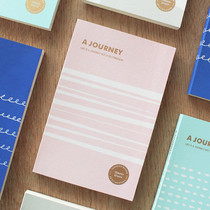 2017 Paperian A journey undated weekly diary