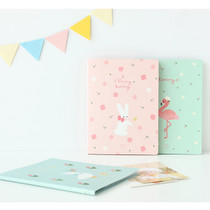 Piyo cute 3X5 slip in pocket photo album