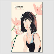 Paperpack Charlie paperback plain notebook