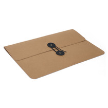 Page25 Leather paper document medium file folder