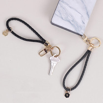 hand strap with key ring