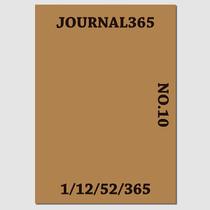 Paperpack Standard 6 months undated daily planner scheduler