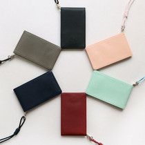 With Alice Think about w RFID blocking slim card case holder