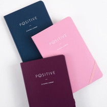 Positive large undated diary scheduler