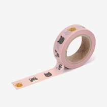 "Deco 0.59""X11yd masking tape single - Kitty"