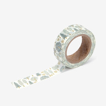 "Deco 0.59""X11yd masking tape single - Tree"