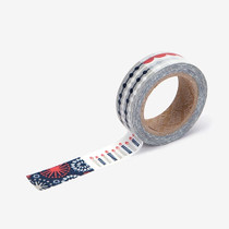 "Deco 0.59""X11yd masking tape single - Party"
