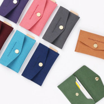Wanna be chamude flat pocket card case
