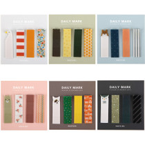 Daily mark sticky memo notes bookmark