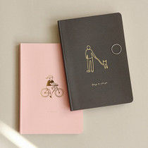 Draw your life take notes plain notebook