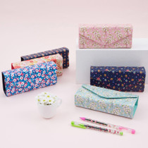 Pattern square pencil case box ver2