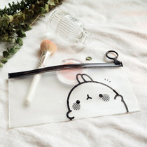 Molang zip lock medium pouch ver2