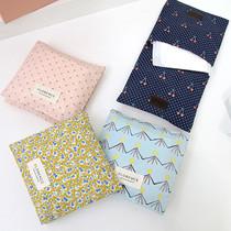 Florence pattern feminine hygiene pouch