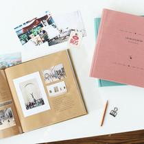 Les beaux jours medium scrapbook album