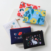 Rim somsom small zipper pouch