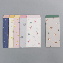 Melody gift envelope set vertical