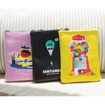 Everymonster Battery zipper pouch