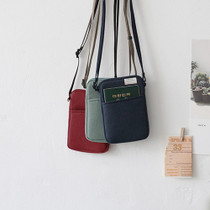 A low hill basic standard pocket crossbody bag