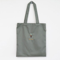 Play the guitar shoulder tote eco bag