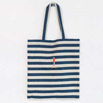 Bubble girl shoulder tote eco bag