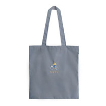Pit a pat riding with you eco tote bag