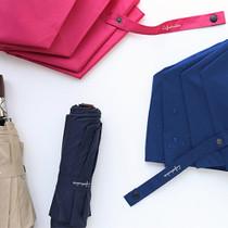Life studio automatic foldable plain umbrella